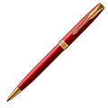 Шариковая ручка Parker Sonnet Lacquer Intense Red GT
