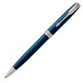 Шариковая ручка Parker Sonnet Core Blue Lacquer CT