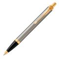 Шариковая ручка Parker IM Core Brushed Metal GT