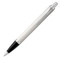 Шариковая ручка Parker IM White CT