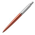 Шариковая ручка Parker Jotter Chelsea Orange CT, синий стержень