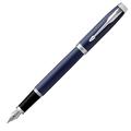 Перьевая ручка Parker IM Blue CT