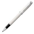 Ручка-роллер Parker IM White CT, черный стержень