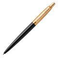 Шариковая ручка Parker Jotter Luxe Bond Street Black GT