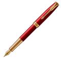 Перьевая ручка Parker Sonnet Red Lacquer GT