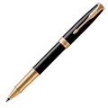 Ручка роллер Parker Sonnet Black Lacquer GT