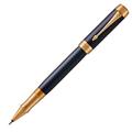 Ручка-роллер Parker Duofold Prestige Blue Chevron GT