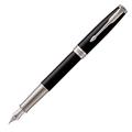 Перьевая ручка Parker Sonnet Black Lacquer CT