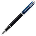 Ручка-роллер Parker IM Premium SE Blue Origin, черный стержень
