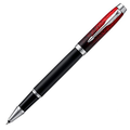 Ручка-роллер Parker IM Premium SE Red Ignite, черный стержень