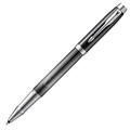 Ручка-роллер Parker IM Premium SE Mettalic Pursuit, черный стержень