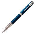 Перьевая ручка Parker Sonnet Blue Lacquer CT