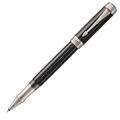 Ручка-роллер Parker Duofold Prestige Black Chevron CT