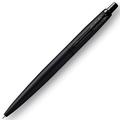 Шариковая ручка Parker Jotter Monochrome XL Black CT, синий стержень