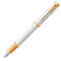 Перьевая ручка Parker IM Premium Pearl GT