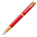 Перьевая ручка Parker IM Premium Red GT