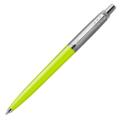 Шариковая ручка Parker Jotter Lime Green, синий стержень
