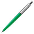 Шариковая ручка Parker Jotter Green, синий стержень