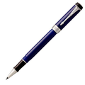 Ручка-роллер Parker Duofold Classic International, Blue and Black CT