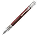 Шариковая ручка Parker Prestige Burgundy Chevron CT