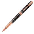 Перьевая ручка Parker Sonnet Chiselled Brown PGT