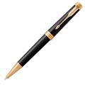 Шариковая ручка Parker Premier Black Lacquer GT