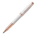 Ручка-роллер Parker Sonnet Pearl White Lacquer PGT