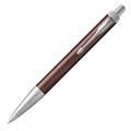 Шариковая ручка Parker IM Premium Brown CT