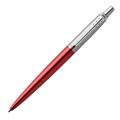 Шариковая ручка Parker Jotter Kensington Red CT, синий стержень