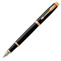 Перьевая ручка Parker IM Black GT