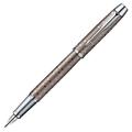 Перьевая ручка Parker IM Premium Vacumatic Brown Shadow, F