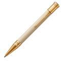 Шариковая ручка Parker Duofold Ivory & Black GT