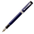 Перьевая ручка Parker Duofold Historical Colors Centennial Lapis Lazuli GT, F