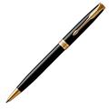 Шариковая ручка Parker Sonnet Black Lacquer GT