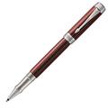 Ручка-роллер Parker Duofold Prestige Burgundy Chevron CT