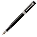 Перьевая ручка Parker Duofold Classic Black CT